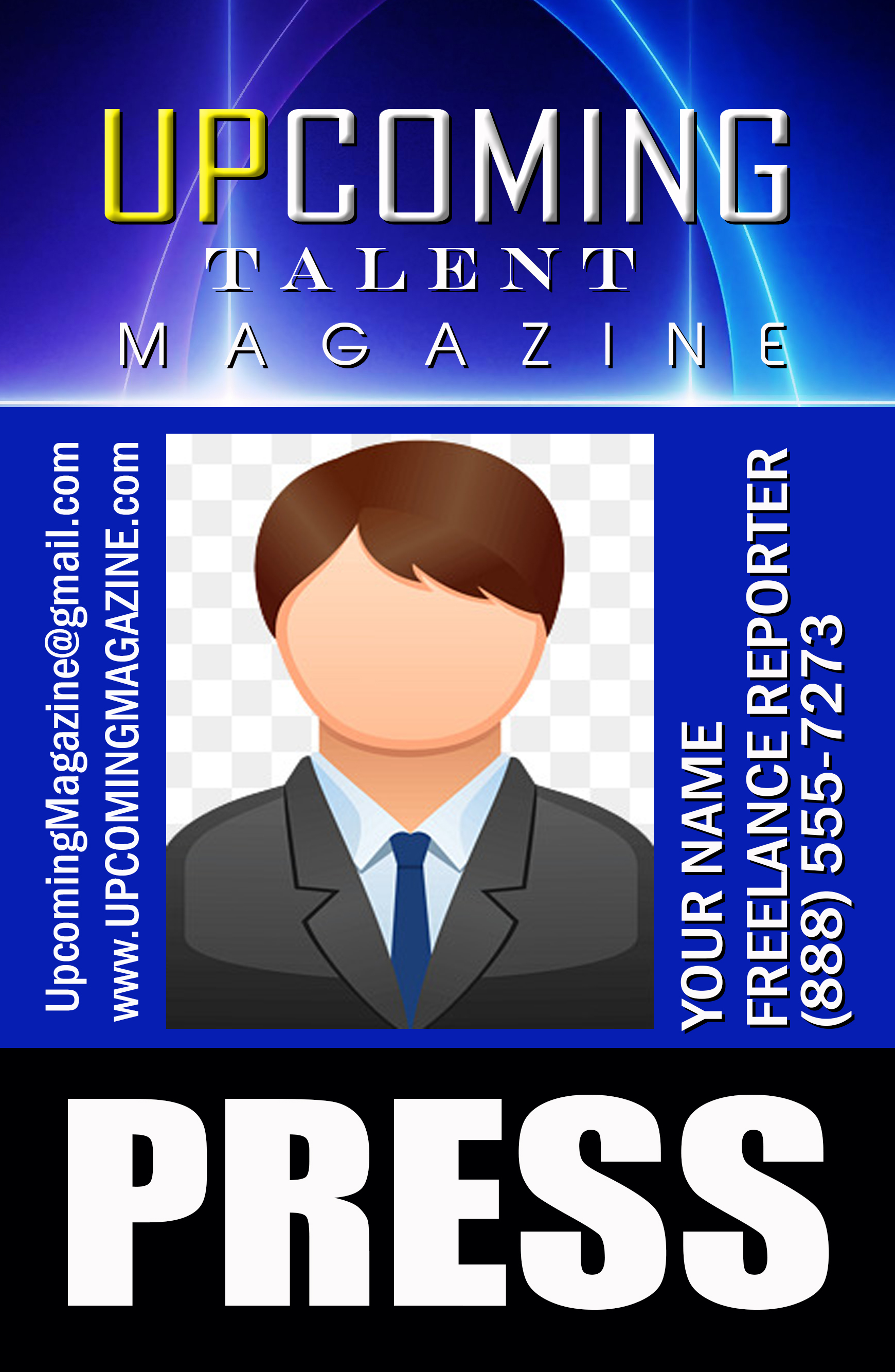 UPCOMING TALENT MAGAZINE